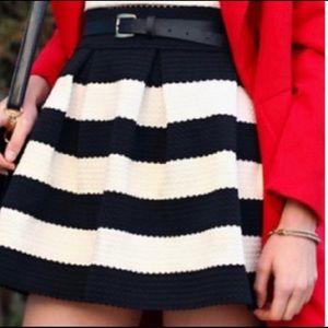 Ginger G mini skirt